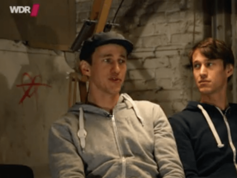 Der Film mit Interview im WDR – Teil 1