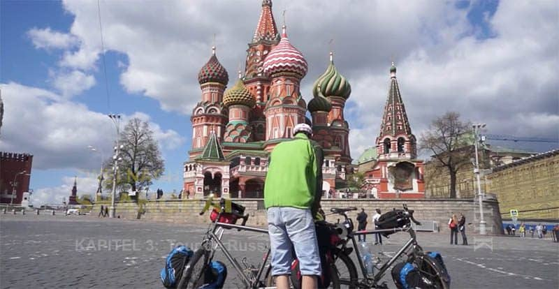 Kapitel 3 – Tour de Russie