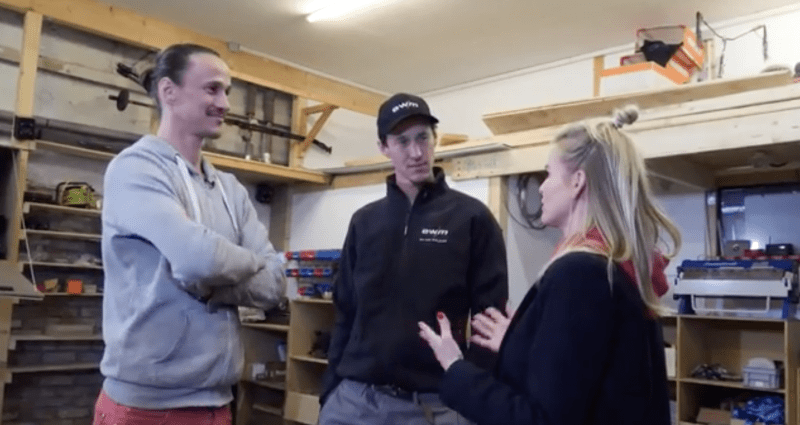 Interview auf TV Berlin | Teil 1